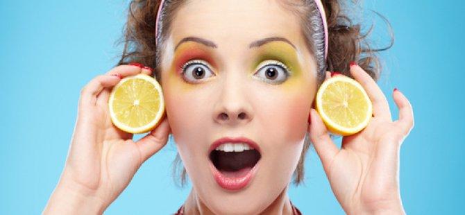Eller İçin Limon Maskesi