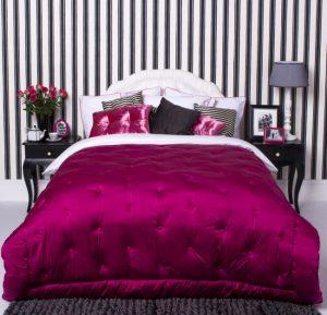 Fuşya Yatak Odaları