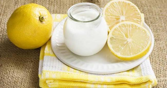 Limonlu Yoğurt İle Zayıflama